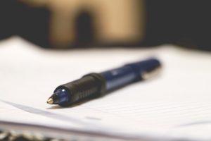 下書き、清書の順で丁寧に作成しましょう 履歴書,転職,書き方,職歴