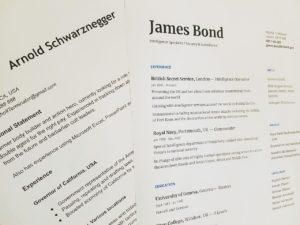 履歴書の形式・種類を確認しておこう 履歴書,転職,書き方,職歴